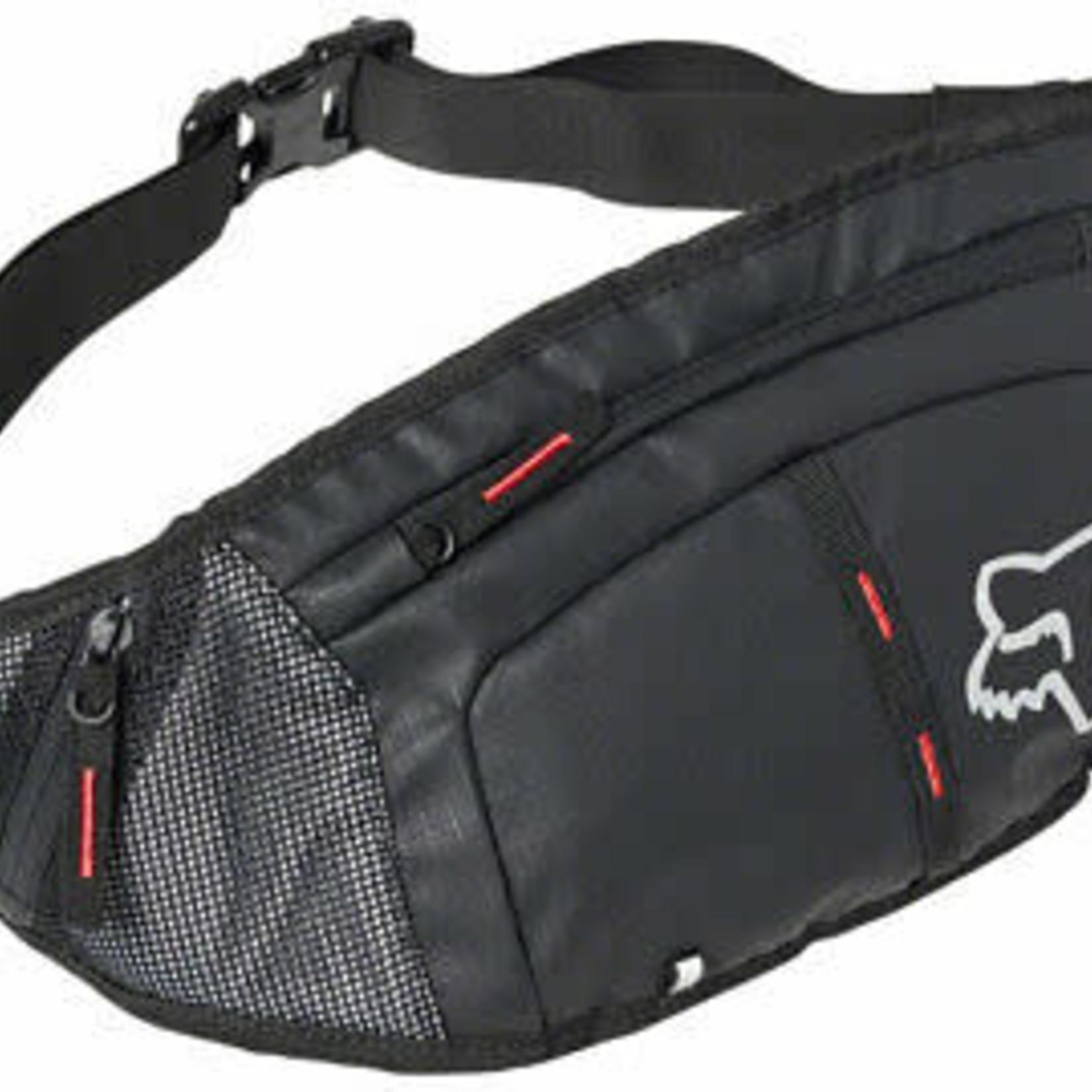 Fox Racing Hip Pack Slim - Black, One Size