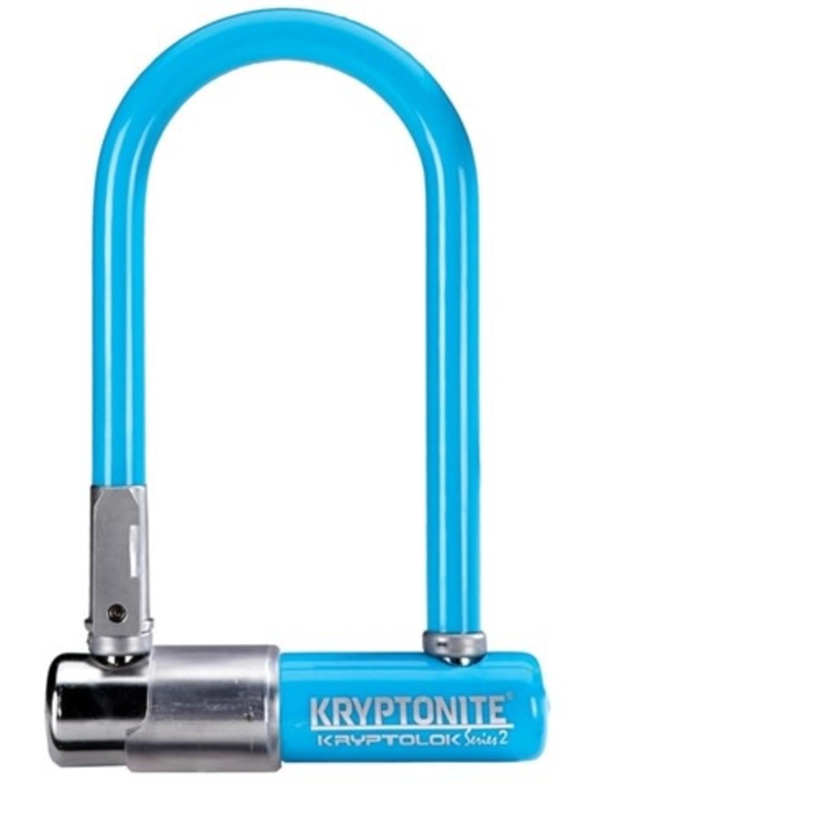 LOCK Kryptonite Kryptolock Mini-7 Blue