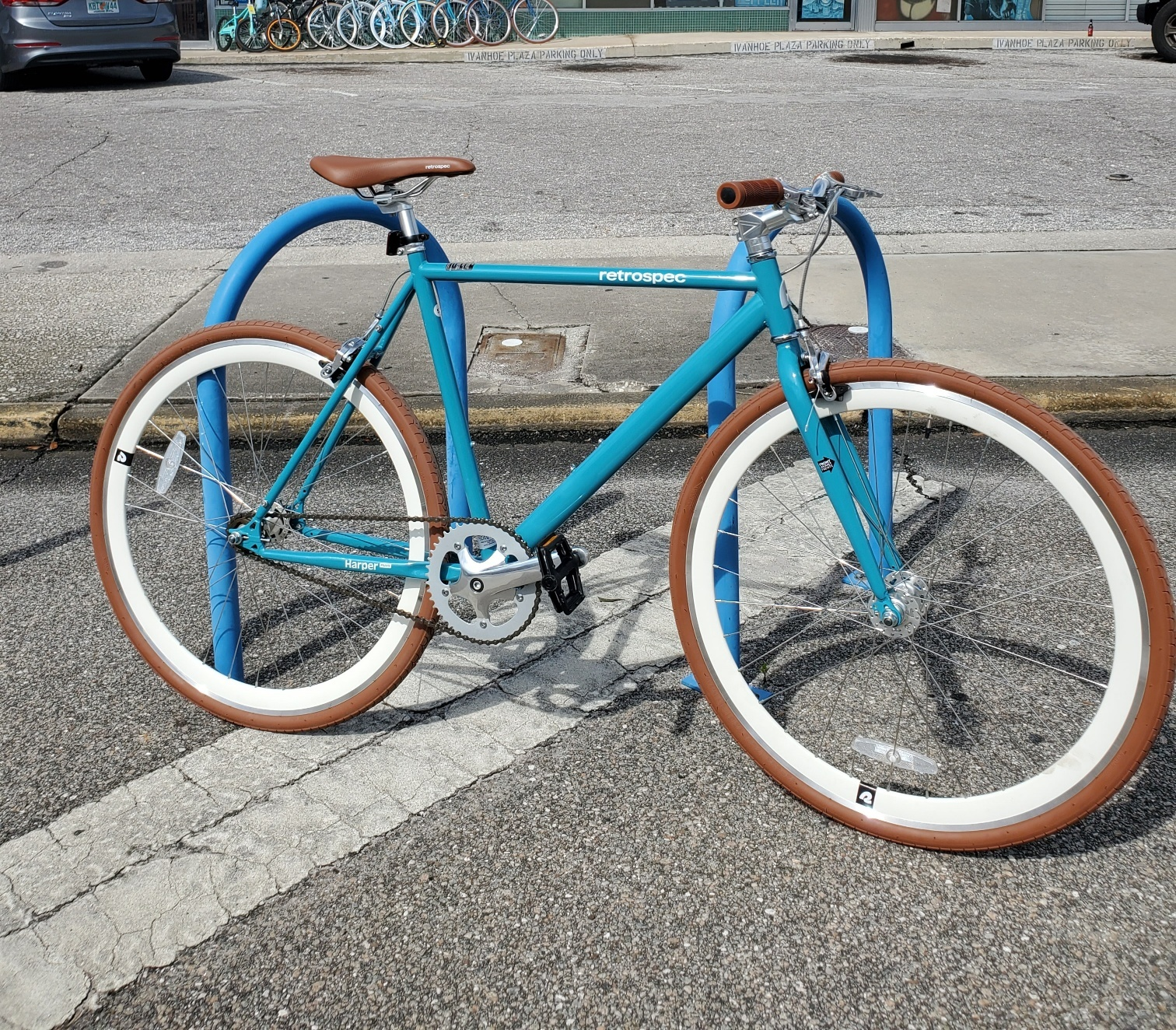 Our best selling fixie/single speed has been recreated!
