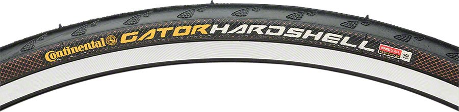 Gator Hardshell Tire 700x25 Folding Bead