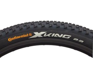 Continental Trail King 29x2.4 ProTection Black Chili Rubber and APEX w//Folding
