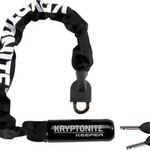 Kryptonite Keeper 755 Mini Integrated Chain Lock 1.8' (55cm)