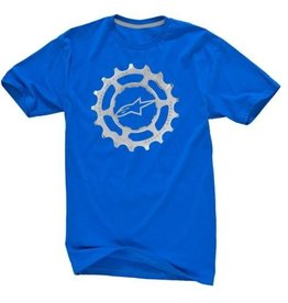 AlpineStars FORGED TEE ROYAL BLUE L