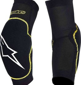 AlpineStars PARAGON ELBOW PROTECTOR BLACK YELLOW M