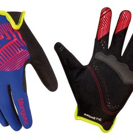 Glove Magnete Rock Blue/Red/Green L