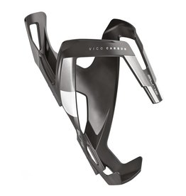 Bottle Cage Vico Carbon Matte White Graphic