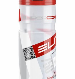 Bottle Super Corsa  750ml White/Red