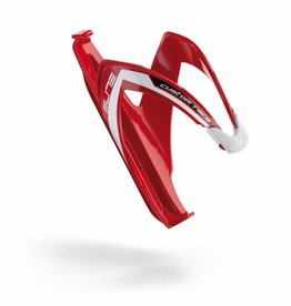 Bottle Cage Custom Race Red Glossy White