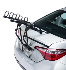 Trunk Rack Sentinel 3-Bike  Black