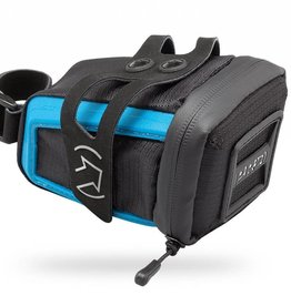 saddle bag Stradius Strap - Medium Black/Blue