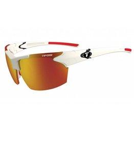 Jet Matte White Single Lens Sunglasses
