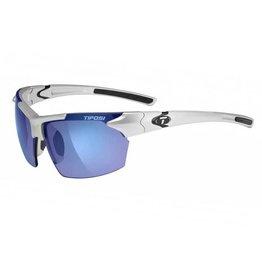 Jet Metallic Silver Single Lens Sunglasses