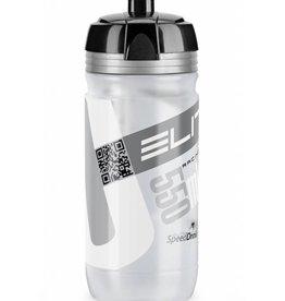 Bottle Corsa 550ml Clear/Silver