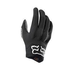 Fox Racing Glove Attack Full Finger Black MD