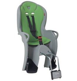 Hamax Baby Seat Kiss Medium Grey/Green