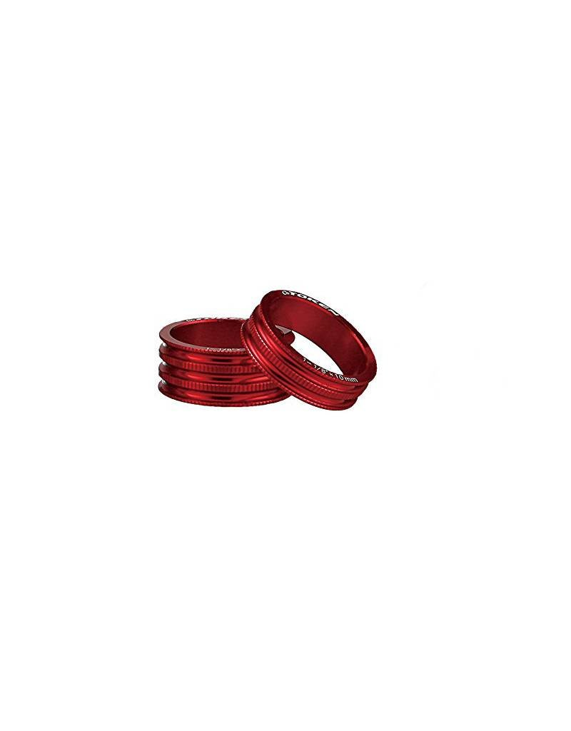 Token Spacer Superlite PYRO1.5 15mm Alloy Red TKA5123-RE