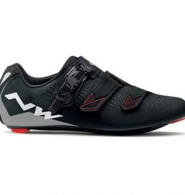 Road Shoes Phantom SRS Black/Red/White 44