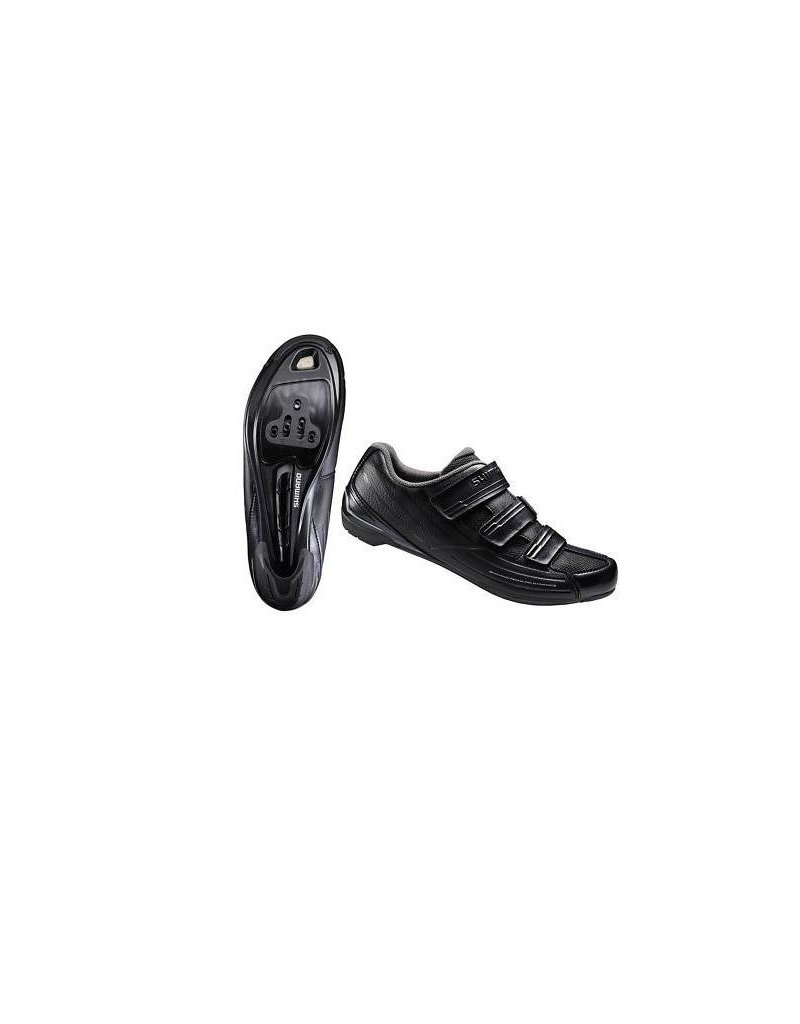 Shimano Men's RP3 Road Cycling Shoes SIZE 43 BLACK