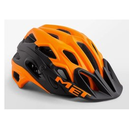 Lupo Helmet TEXTURE ORANGE/MATT