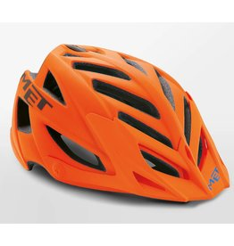 TERRA HELMET UN ORANGE/ MATT/BLACK