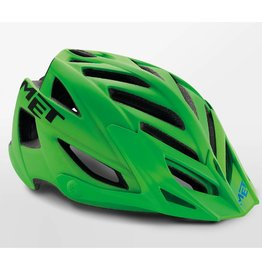TERRA HELMET UN GREEN BLACK | MATT