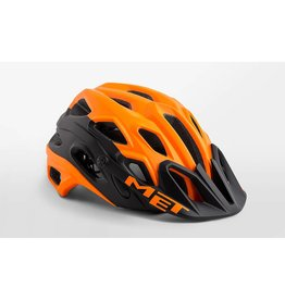 LUPO HELMET M ORANGE/BLACK/MATT