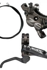 Shimano Disc Brake Set Rear M640 ZEE 1700mm BH90 Black