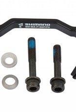 Shimano Disc Mount Adapter 180mm SM-MA-F180 Standard/Post