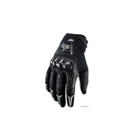 Glove Bomber Full Finger Black MD