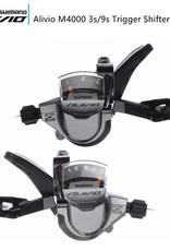 Shimano SHIFT/BRAKE LEVER SET, ST-M4000, ALIVIO