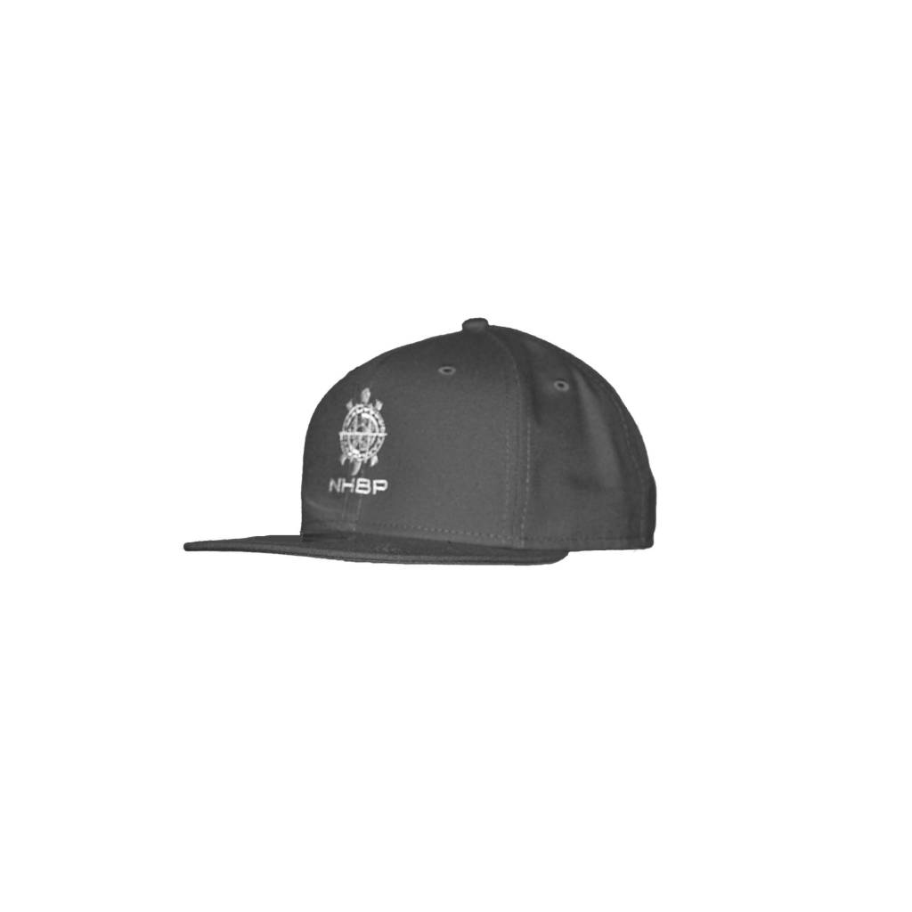 NHBP New Era Original Fit Flat Bill Snapback Cap