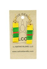 Native Designz Birch-Quill Stick Earrings
