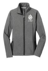 NHBP Ladies Core Soft Shell Jacket