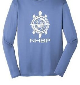NHBP Men's Long Sleeve Performance Tee
