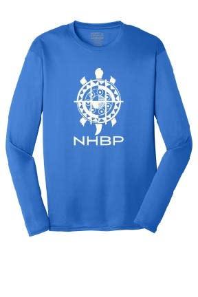 NHBP Men's Long Sleeve Performance Tee