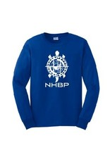 NHBP Men's Ultra Cotton Long Sleeve Tee