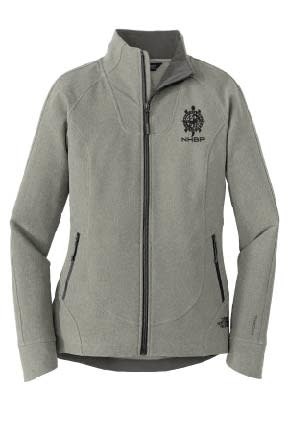 NHBP The North Face Ladies Tech Stretch Soft Shell Jacket
