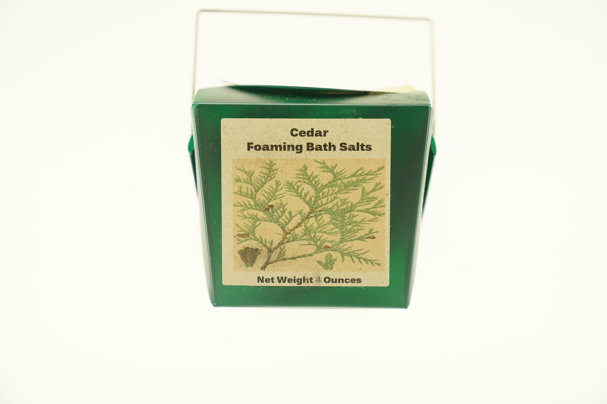Native Blend Foaming Bath Salts
