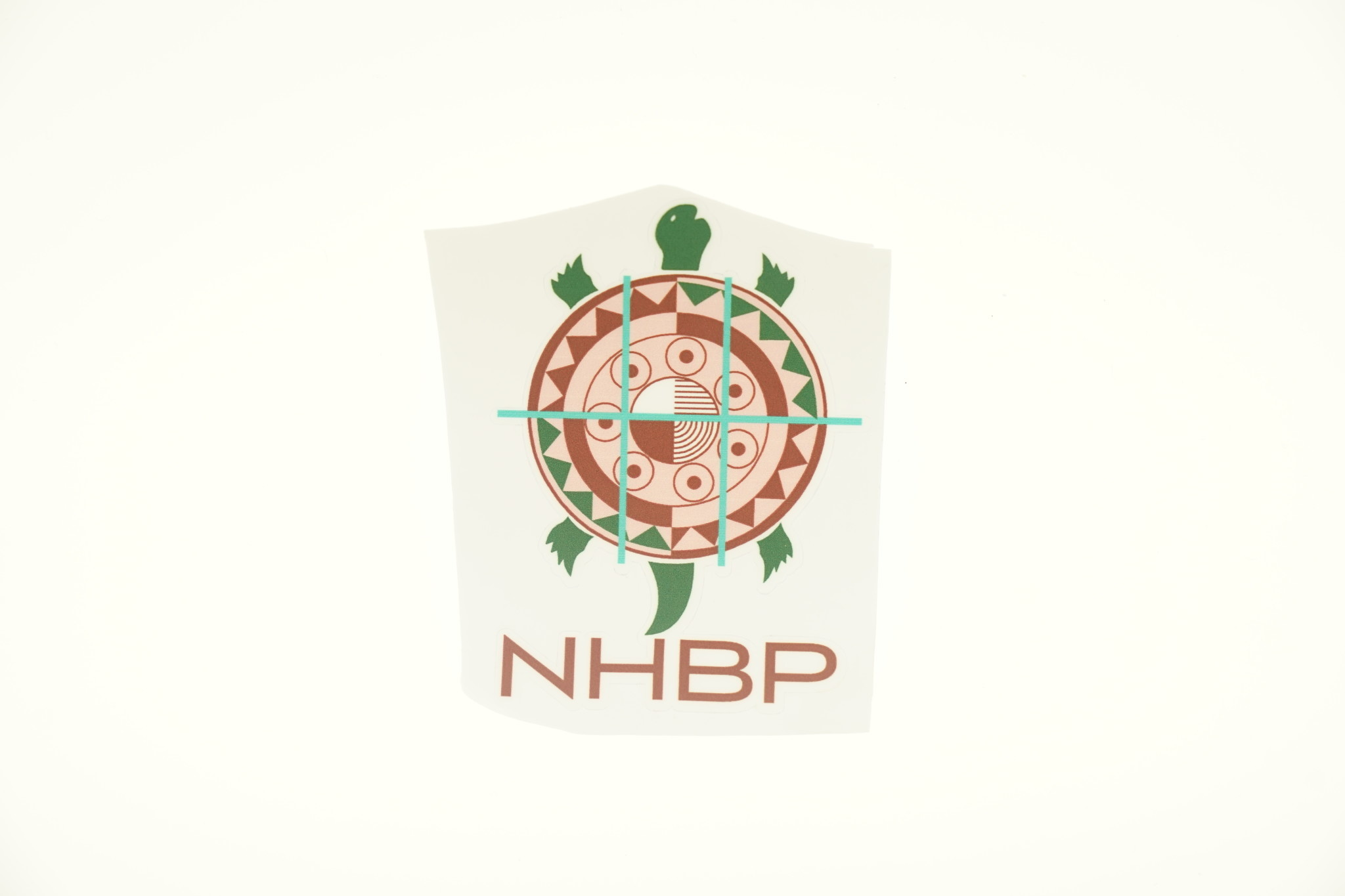 NHBP Vinyl Decal