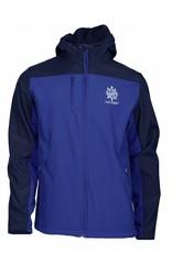 NHBP Men's Hooded Core Soft Shell Jacket