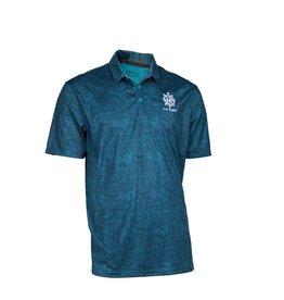 NHBP Men's Nike Golf Dri-FIT Crosshatch Polo