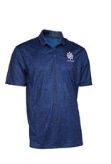 NHBP Men's Nike Golf Dri-FIT Crosshatch Polo
