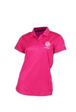 NHBP Nike Golf Ladies Dri-FIT Crosshatch Polo