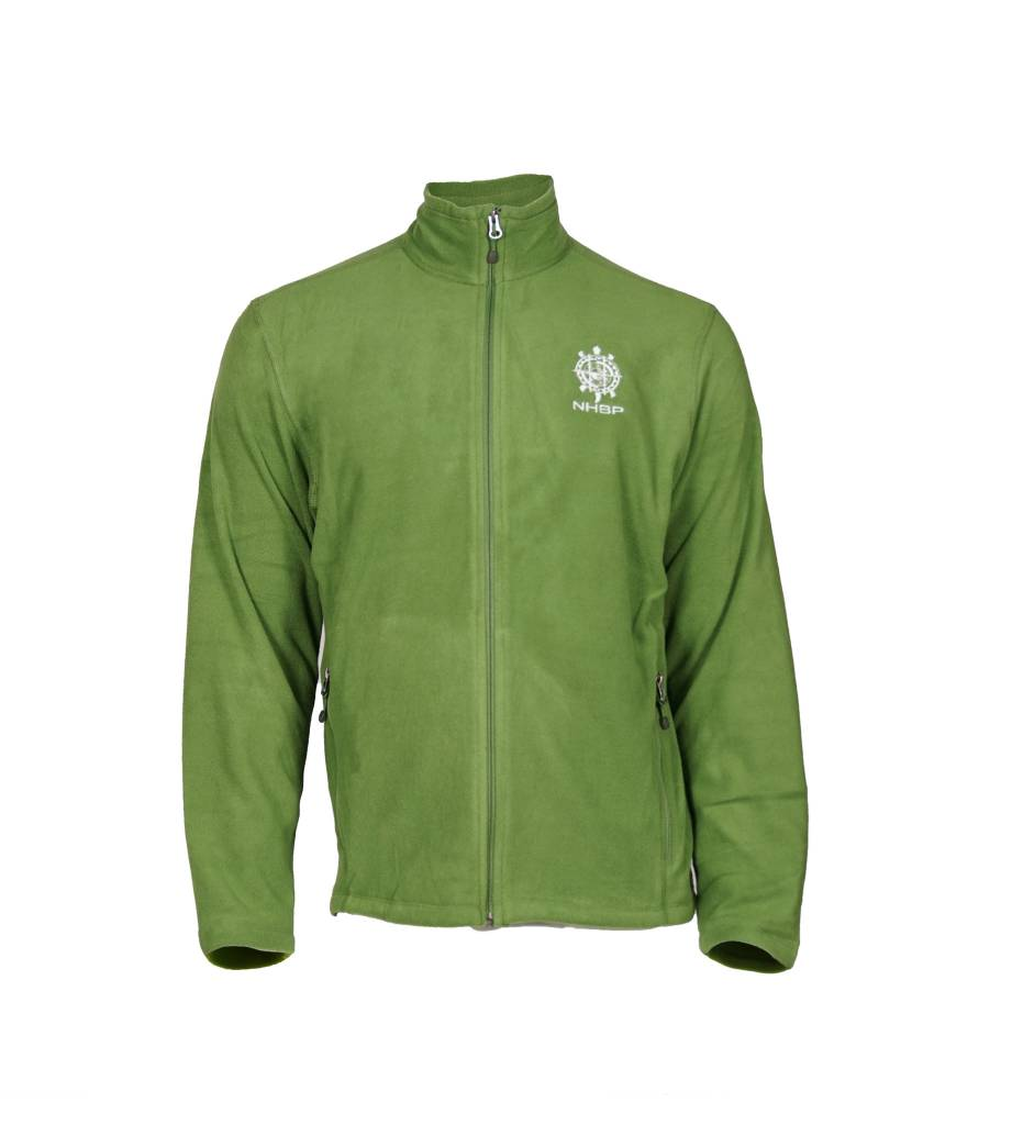 NHBP Eddie Bauer® Men's Full-Zip Microfleece Jacket