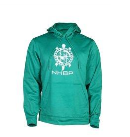 NHBP Men's Fleece Hooded Pullover