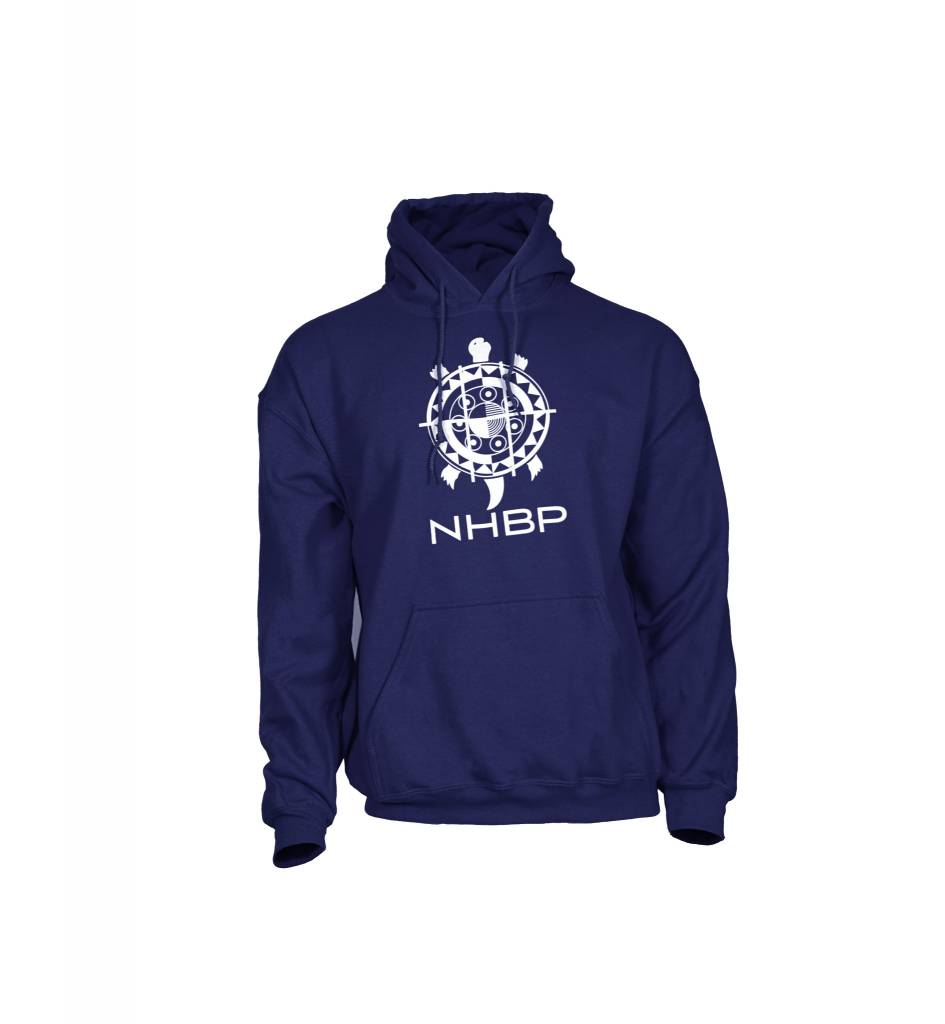 NHBP Men's Hooded Sweatshirt