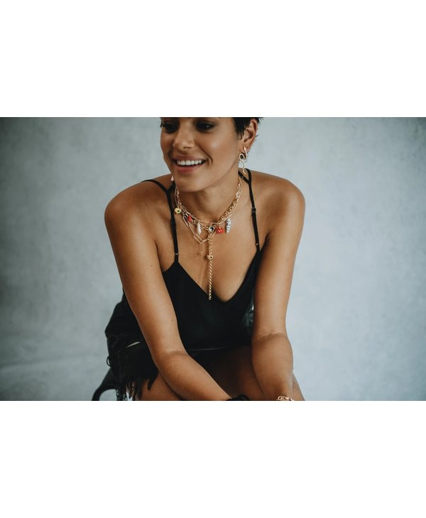COLLIER CHARMING