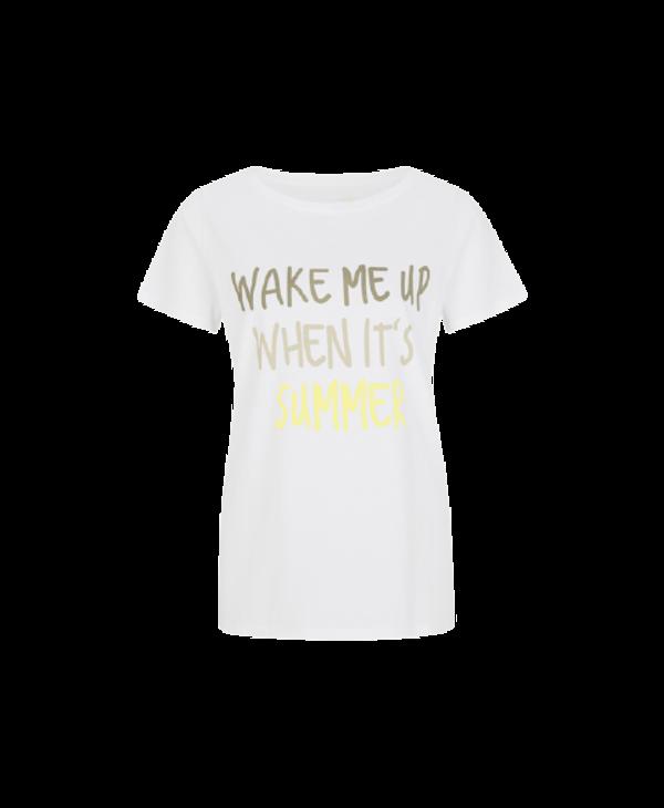 T-SHIRT WAKE ME UP
