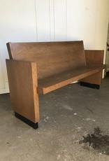 R&F Made Bench w/ Armrests