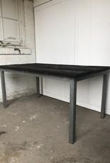 R&F Made Shou Sugi Ban Table
